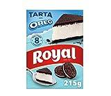 Royal Tarta de Oreo, sin Horno 8 Raciones, 215g
