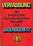 Verfassung der DDR Jugendgesetz Lehrbuch