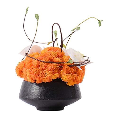NYKK Künstliche Blume Amerikanische Minimalist Simulation Topfpflanze, Geeignet for Hotel Villa Dekoration, Chinesisch Künstliche Bonsai Künstliche Pflanze Künstliche Blumen Ewige Blume