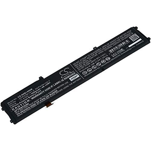 Akku für Laptop Razer Blade 2016 GTX970M, 11,4V, Li-Polymer
