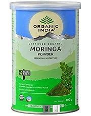 Organic India Moringa Powder 100 Gram Pack