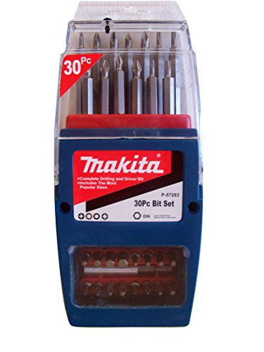 Makita P-57283 Impact Bit Set 30 Piece