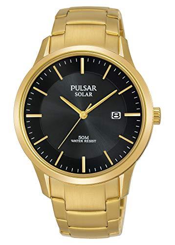Pulsar PX3162X1 Herenhorloge met roestvrij stalen armband