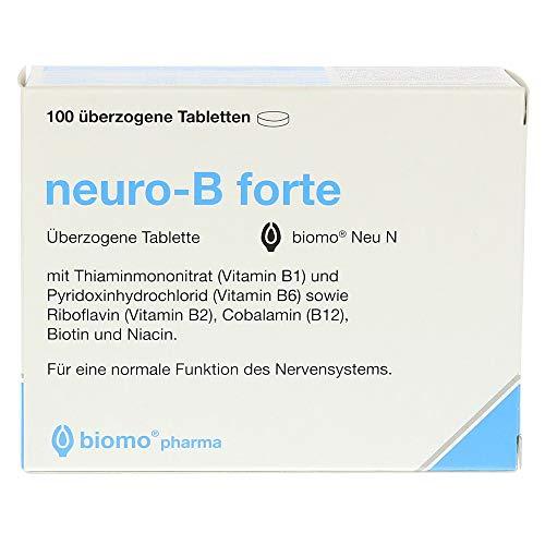 Neuro-B forte Tabletten Nahrungsergänzungsmittel, 100 St