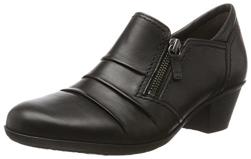 Gabor Sherbert Womens High Cut Zip Fastening Shoes 39 Schwarz