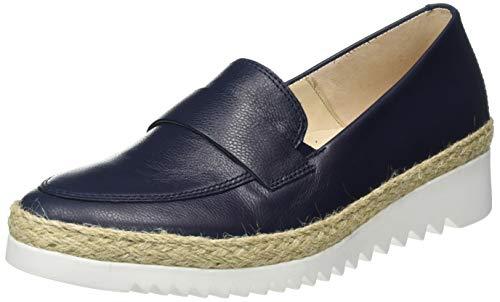 Gabor Shoes Damen Comfort Sport Slipper, Blau (Midnight (Jute) 56), 40.5 EU