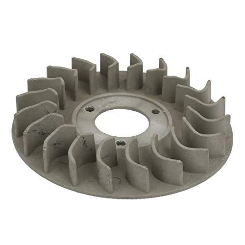New Lon0167 170mm OD Destacados 42mm Dia Interior eficacia confiable 20 Vanes Plastic Fan Impeller Grey(id:822 fd 35 eaf)