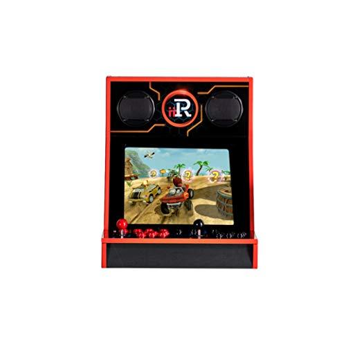 Premium Bartop Arcade Console Original Design 64GB Memory w/Expandable...