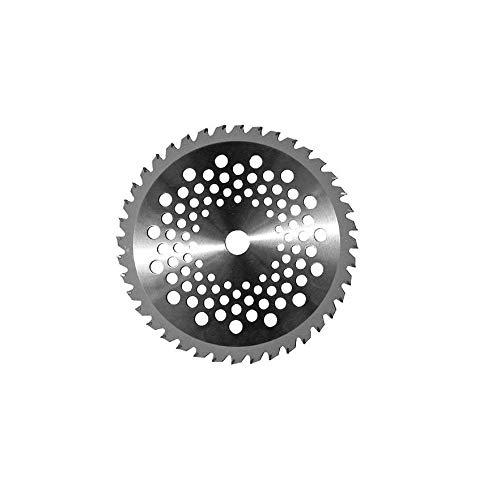 Globex - Discos para Desbrozadora Al tungsteno (Paquete de 1 unidad)