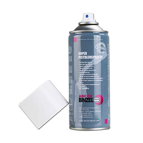 Abicor Binzel Super - Spray para pistola NF de 400 ml para accesorios de soldadura MIG MAG