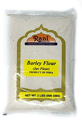 Rani Barley (Jav) Flour 32oz (2lbs) ~ All Natural   Stone Ground   Vegan   NON-GMO
