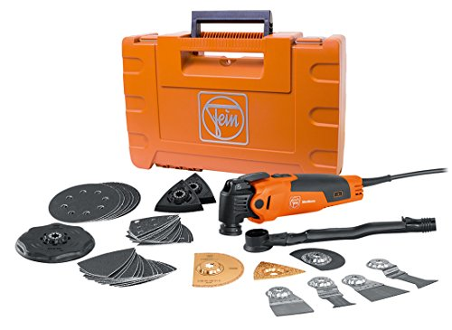 Buy Cheap FEIN FMM350QSL MultiMaster Top StarlockPlus Oscillating Multi-Tool with snap-fit accessory...