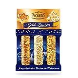 Zuckerdekor / Streudekor GOLD - ZAUBER (3 Varianten / 70 g) BACK - DEKORATION