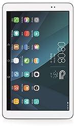 Huawei MediaPad T1 10.0 24,4 cm (9,6 Zoll) Tablet-PC (Qualcomm MSM8916, 1,2GHz, 1GB RAM, 16GB HDD, Android 4.4) weiß