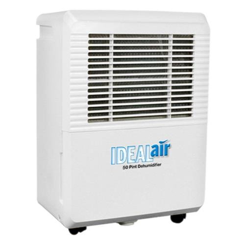 Ideal-Air Dehumidifiers 30, 50 & 80 Pint Ideal-Air Dehumidifier 50 Pint