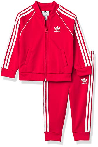 adidas Originals Chándal Baby SST - rojo - 18 meses