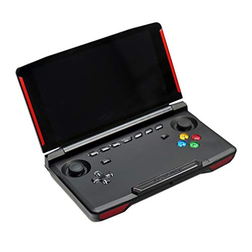 "Handheld Gaming Console 5.5"" Touchscreen Android 7.0 Portable Video Game Player Laptop,PowerVR GX6250 GPU,2GBDDR3+16GB EMMC,Support Google Store"
