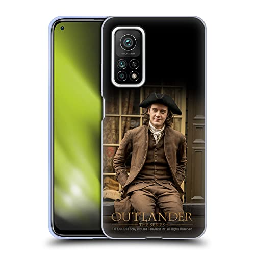 Head Case Designs Licenciado Oficialmente Outlander Fergus Fraser Cover Case Negro Temporada 4 Arte Carcasa de Gel de Silicona Compatible con Xiaomi Mi 10T Pro 5G