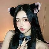 Zoom IMG-2 dressfan peluche orecchie da gatto