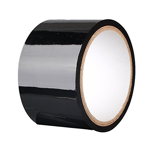 Duct Tape Static Tape,2 Pack No Glue Electrostatic Adsorption Tapes No Hair Pulling Or Sticky Residue