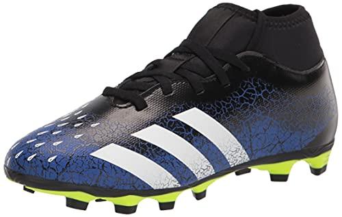 adidas Firm Ground Predator Freak .4 Sock Soccer Shoe (boys)...
