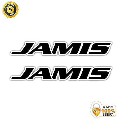 ADHESIVOS MOTOS CLASICAS Bike Stickers - Bike Decorative Sticker - Vinyl Bike Sticker Set JAMIS Stickers Bike Frame Bike Mountain
