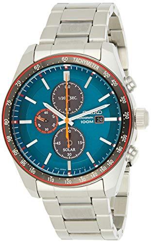 Seiko Reloj Cronógrafo para Hombre de Energía Solar con...