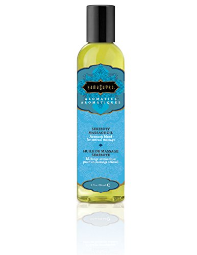 USA Wholesaler- 26213702-Kama Sutra Aromatic Oil - 8 Oz Serenity