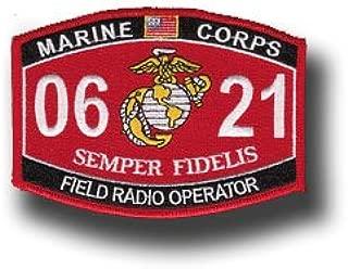 Field Radio Operator Marine Corps MOS 0621 5