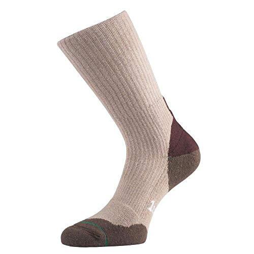1000 Mile Herren Walking Socken Fusion Merino, Sandstein, XL, 2032SX