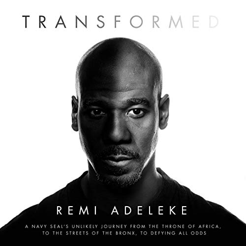 Transformed Audiobook By Remi Adeleke cover art