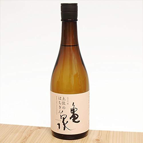 亀泉酒造『亀泉 純米吟醸 土佐のはちきん』