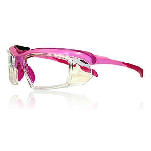 Astro II 0.75mm Pb Leaded Radiation X-Ray Protection Safety Glasses (Pink)