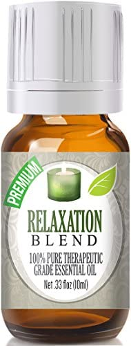 Top 10 Best relaxation blend essential oil Reviews