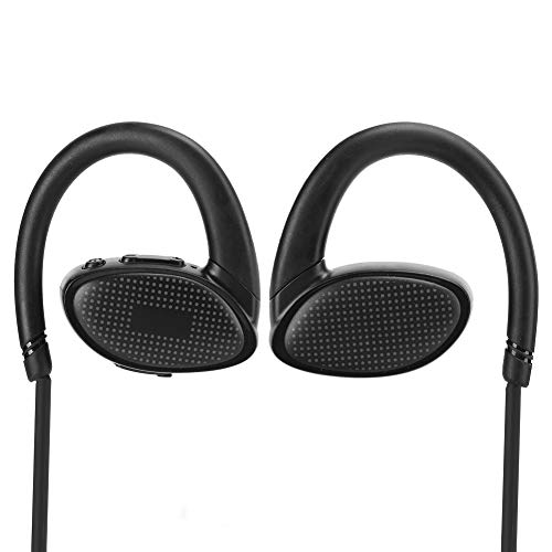 Demeras Auricular Earhook impermeable Bluetooth universal inalámbrico MP3 para Android