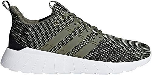 Adidas Questar Flow, Zapatillas de Deporte para Hombre, Multicolor (Caqpur/Caqpur/Cartra 000), 47 1/3 EU