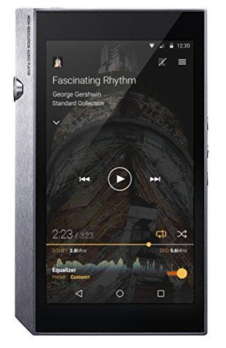 Pioneer hi-res digital audio player XDP-300R (S) (Silver)
