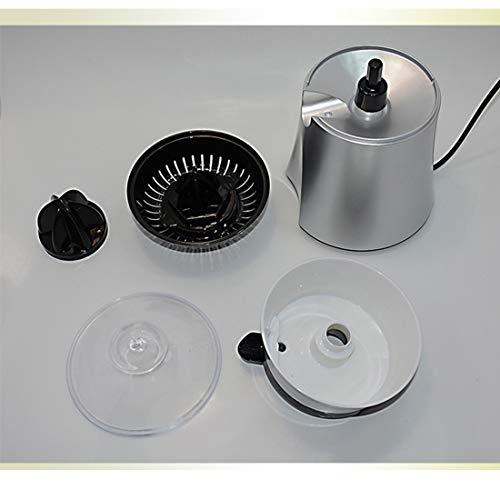 GGYYY Licuadora Smoothie del Fabricante, Velocidad Smoothie Blender Comercial con Alta Velocidad, Hoja Afilada de Hielo/Frutos Secos/Sopa/Salsa,White-OneSize