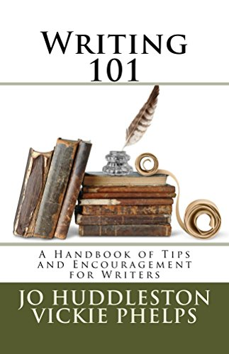 Book: Writing 101 - A Handbook of Tips and Encouragement for Writers by Vickie Phelps
