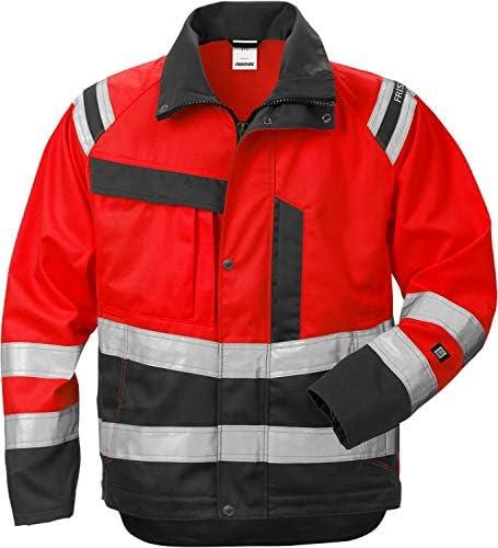 Fristads Kansas Workwear 119621 High Vis Work Jacket