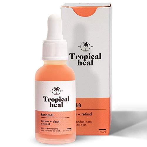 Serum Bolsas Ojos  marca Tropical Heal
