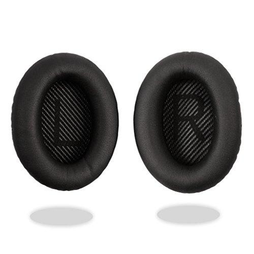 Earpads for Bose Quietcomfort 35 QC35 ii QC15 QC25 QC35 QC2 AE2 AE2i SoundLink SoundTrue Ear Pads Headphones Cushion Kit Covers with Upgraded Memory Foam
