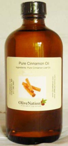 OliveNation Pure Cinnamon Oil 4 ounces