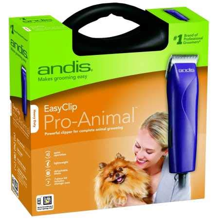 Andis EasyClip Pro-Animal Clippers
