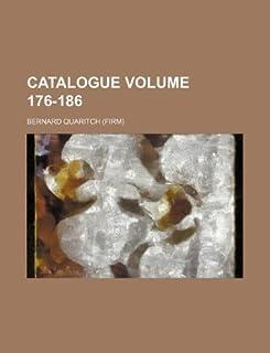 Catalogue Volume 176-186