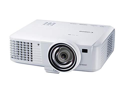 Canon LV-WX310ST WXGA-Projektor (helle, leichte und mobile Kurzdistanz, ideal für Bildung und Business)