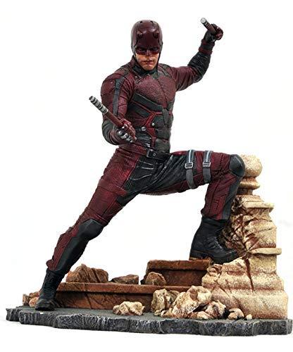 "DIAMOND SELECT TOYS Marvel Gallery Daredevil Netflix Exclusive 9"" Statue image"