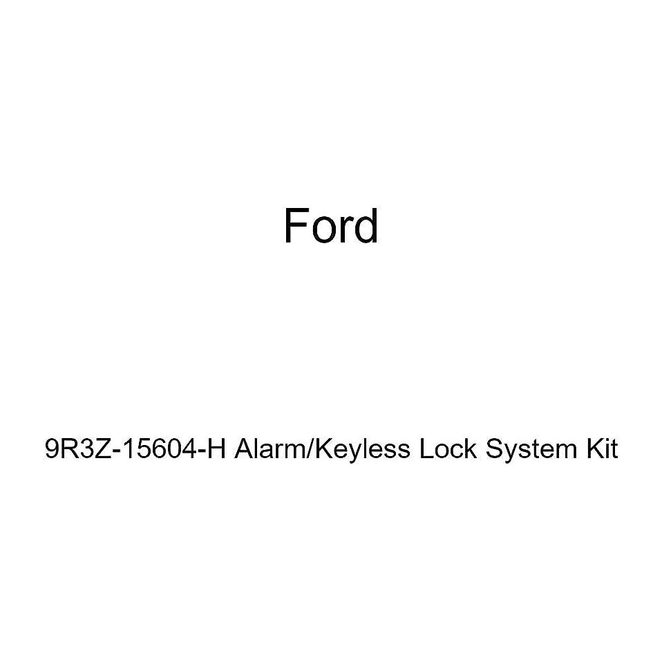 口述する柔らかさ特に純正フォード9R3Z-15604-Hアラーム/キーレスロックシステムキット