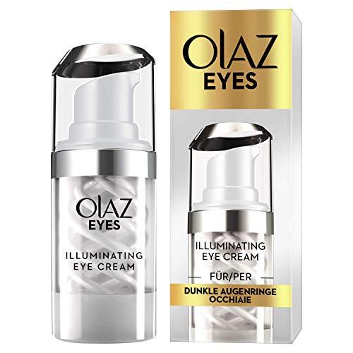 Olaz Eyes Illuminating Eye Creme Für Dunkle Augenringe 15ml