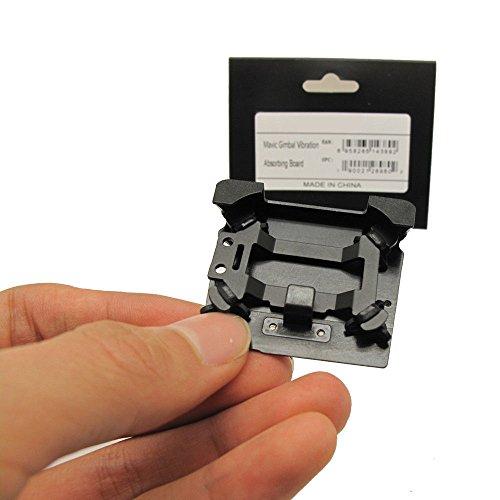 Flycoo Replacement Pièces Tableau d'amortissement de Nacelle pour DJI Mavic Pro / Mavic Pro Platinum Carte d'amortissement Antichoc Amortisseur Gimbal Damping Board